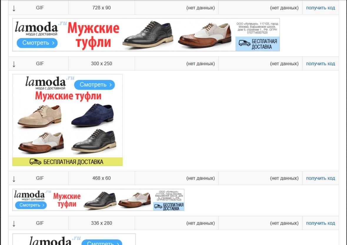 Выбор оптимального вида интернет трафика для проведения брендовой рекламной кампании - 2