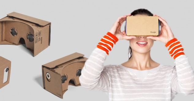 google Cardboard 360 градусов фильм