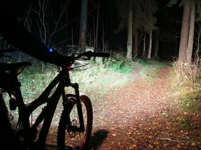Бортовая сеть велосипеда - 1