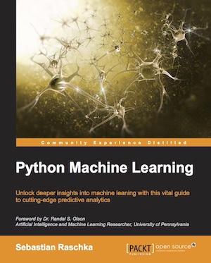 Как я писал книгу 'Python Machine Learning' - 1