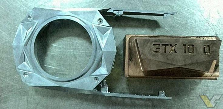 Nvidia готовит три модели серии GeForce на трех вариантах GPU GP104