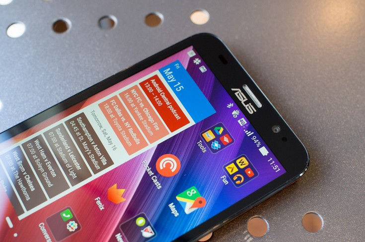Смартфон Asus среднего сегмента получит много ОЗУ