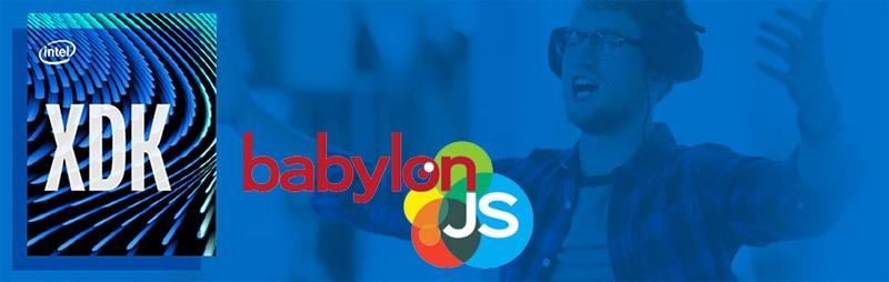 Основы разработки 3D-игр в Intel XDK на BabylonJS - 1