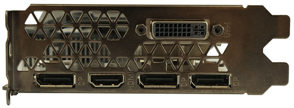 Galax GF-GTX950-E2GB/OC/ECO