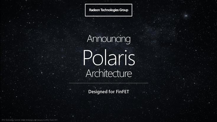 Polaris 11 не станет основой настольных видеокарт