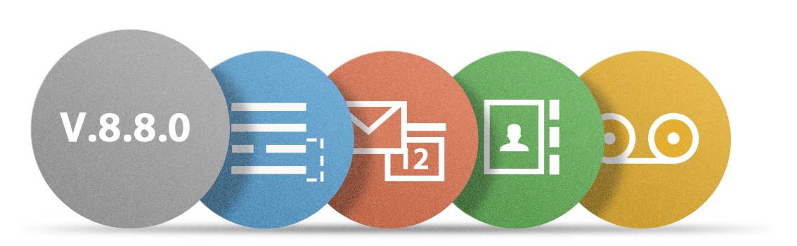 ONLYOFFICE 8.8.0: интеграция почты и календаря, право на рецензирование и другие обновления - 1