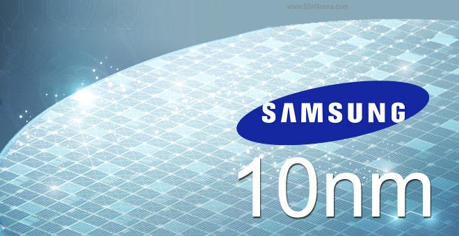 Samsung начнет использовать второе поколение 10-нанометрового техпроцесса уже в этом году