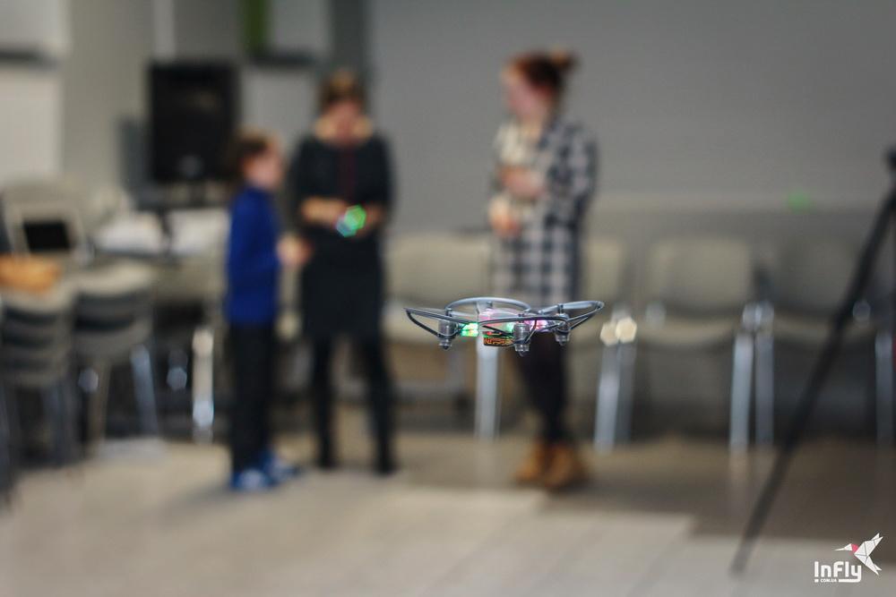 Боевые мини-дроны Byrobot – впервые в Украине - 1