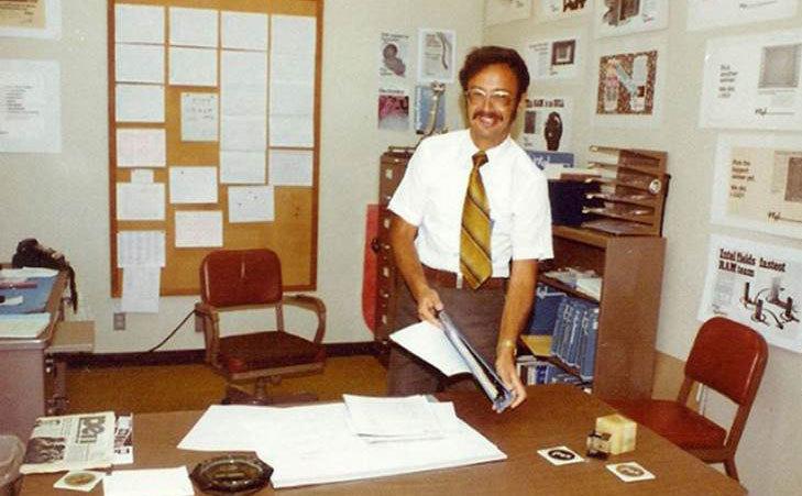 Энди Гроув и переломные моменты истории Intel - 1