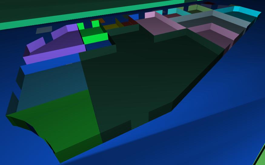 Этажи: 3D-навигация на WebGL в 2gis.ru - 3