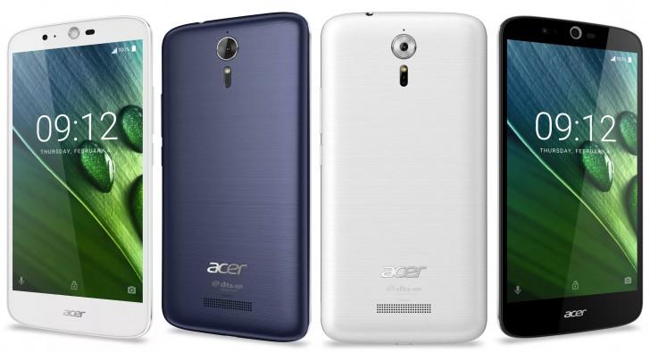 Смартфон Acer Liquid Zest Plus стоит $250
