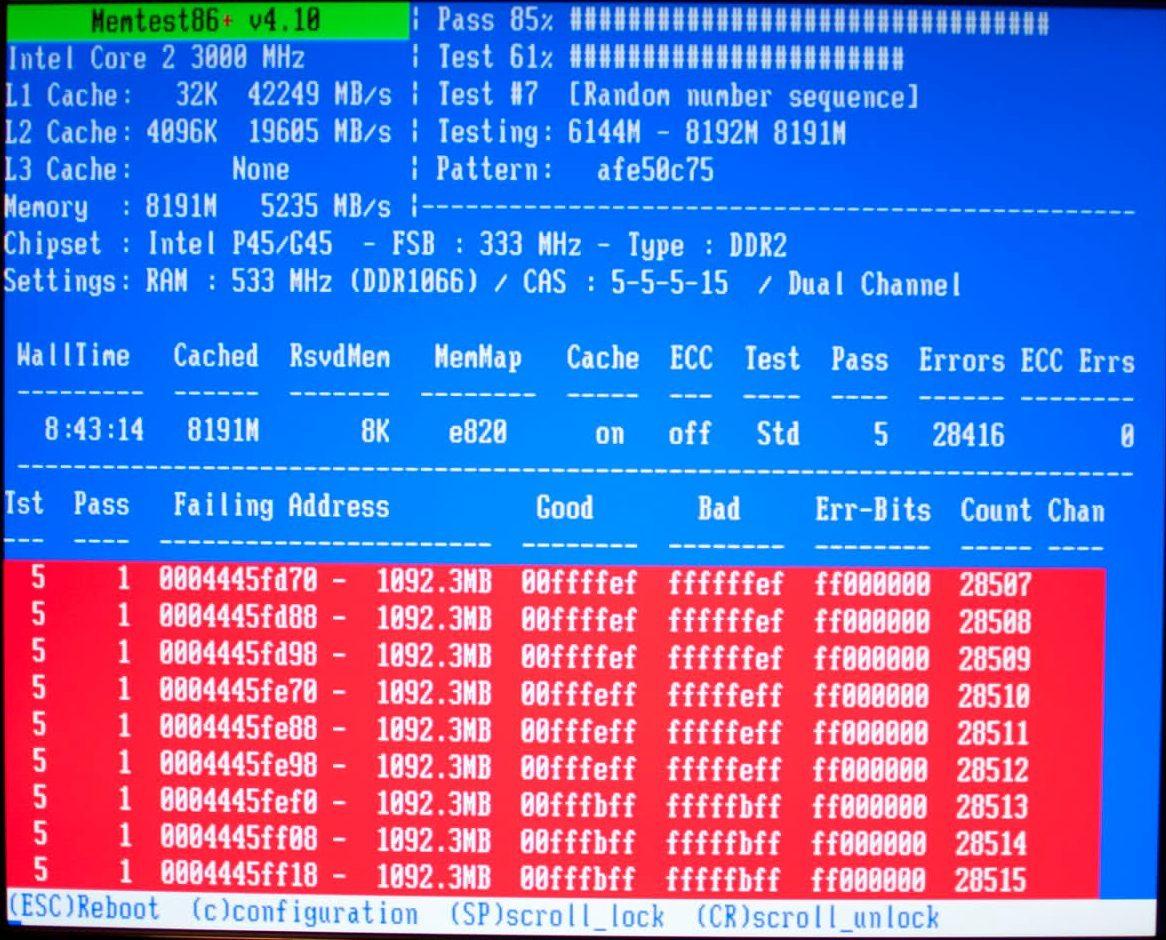 Старый друг хуже новых всех, или чем опасны б-у оперативная память и SSD - 3