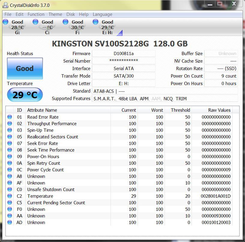 Старый друг хуже новых всех, или чем опасны б-у оперативная память и SSD - 4