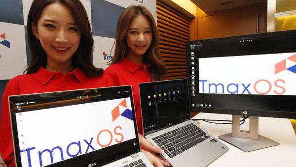Пробная версия TmaxOS должна стать доступна широкой публике в июле