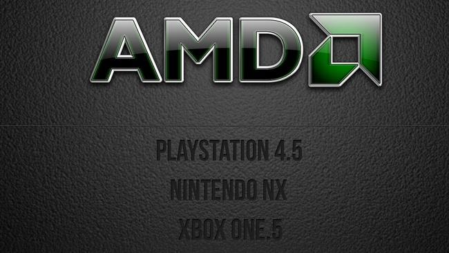 Новые консоли обеспечат AMD около 1,5 млрд долларов дохода в течение следующих 3-4 лет