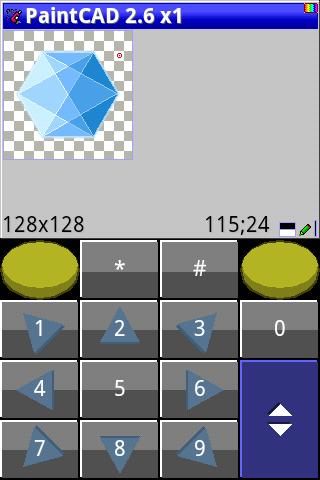 PaintCAD Mobile — пиксель арт на телефоне - 2