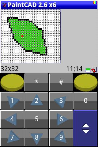 PaintCAD Mobile — пиксель арт на телефоне - 40