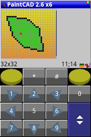 PaintCAD Mobile — пиксель арт на телефоне - 62