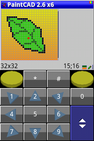 PaintCAD Mobile — пиксель арт на телефоне - 64