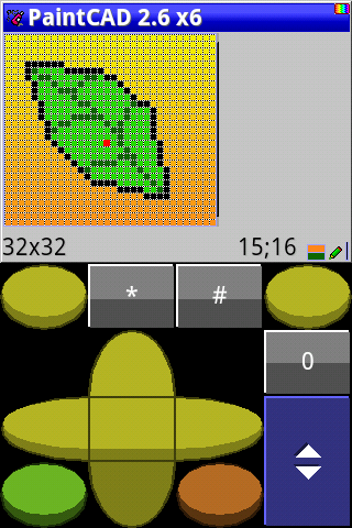 PaintCAD Mobile — пиксель арт на телефоне - 65