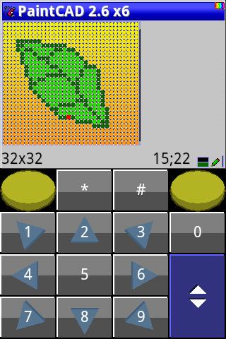 PaintCAD Mobile — пиксель арт на телефоне - 69