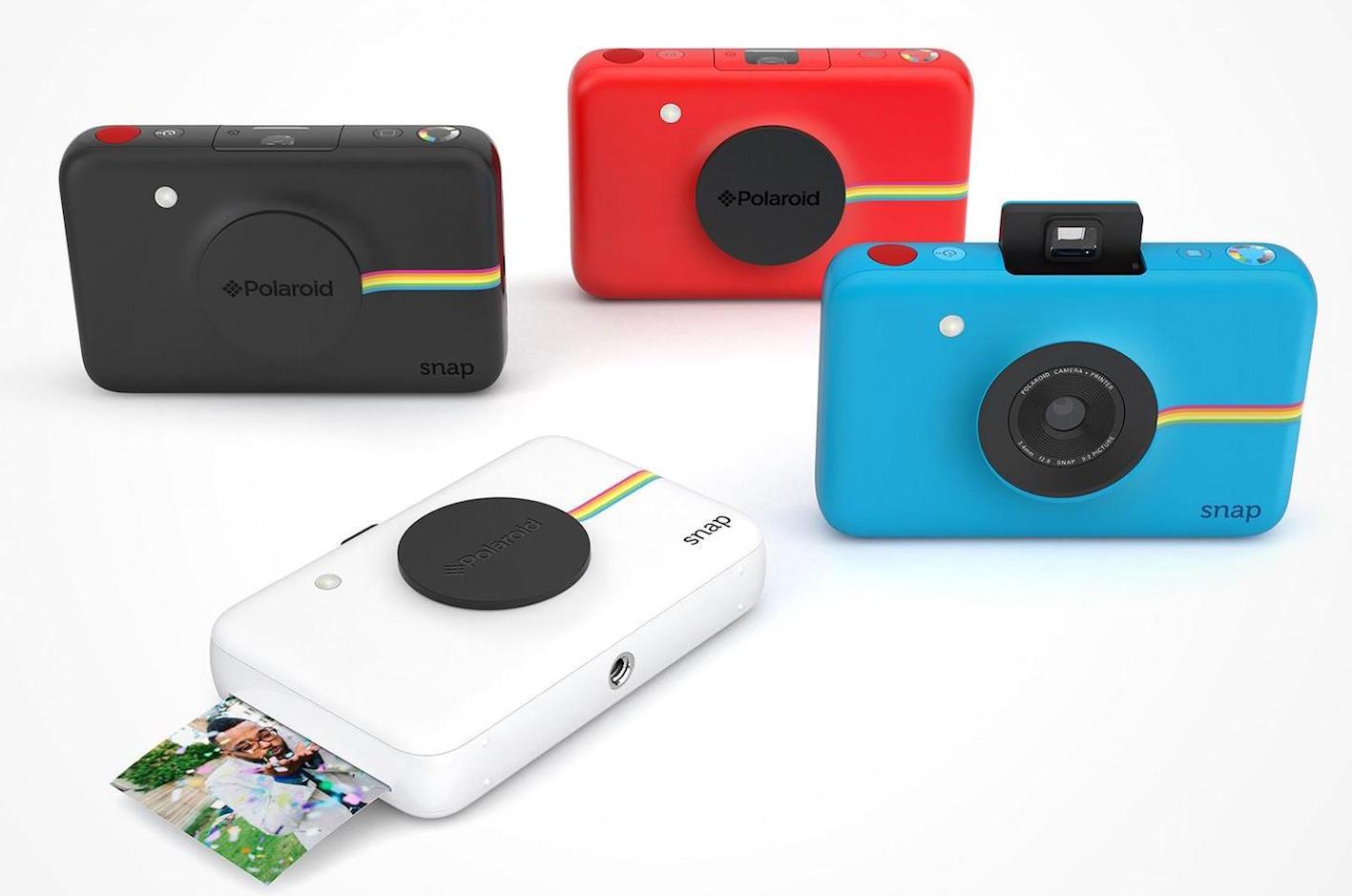 Polaroid фотоаппараты в 2016 году - 8