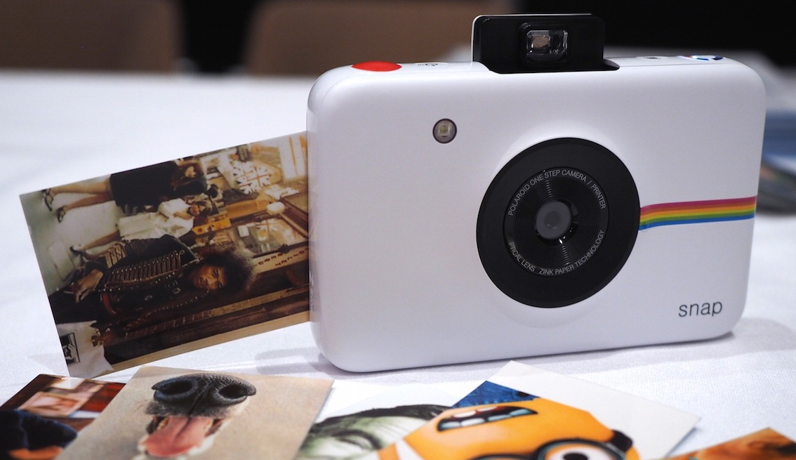Polaroid фотоаппараты в 2016 году - 9
