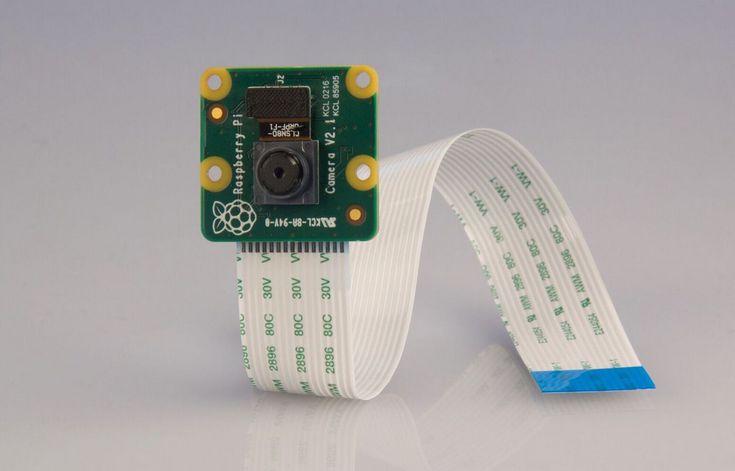 Raspberry Pi теперь можно оснастить современной камерой