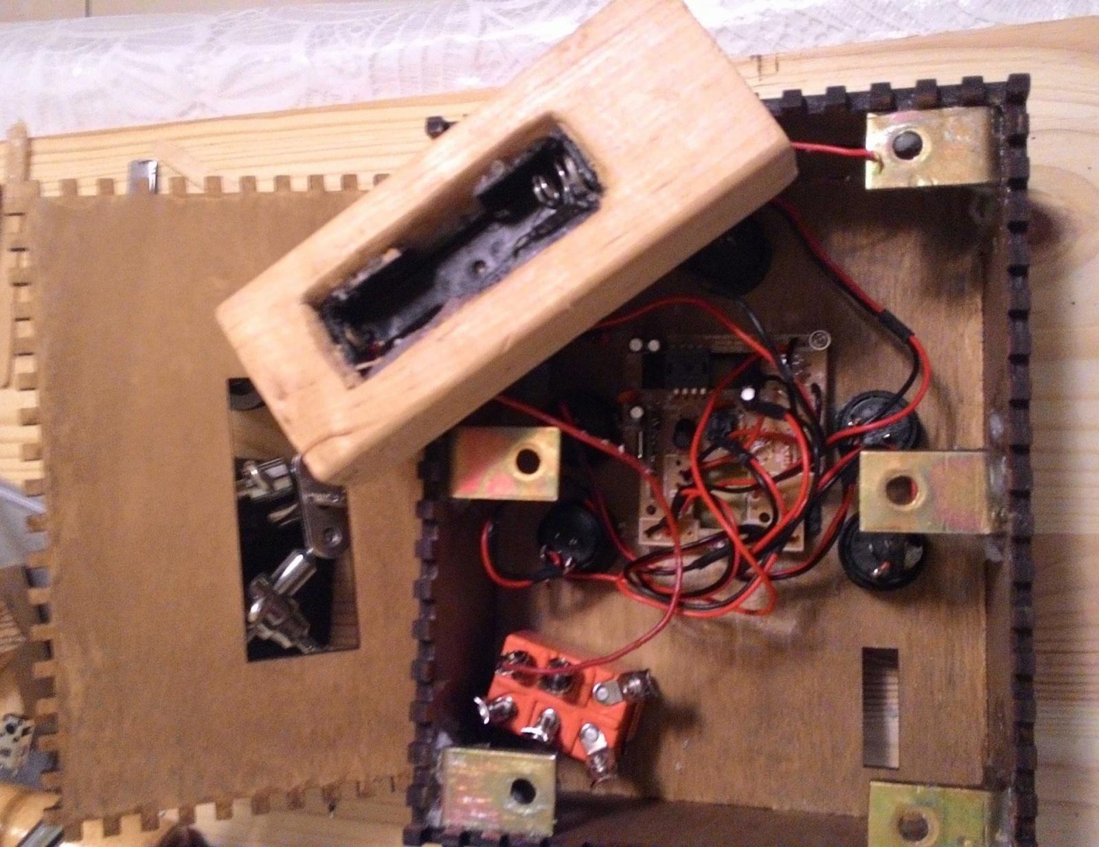 Извращенный подход к использованию мыши при создании тифлоплеера - 8