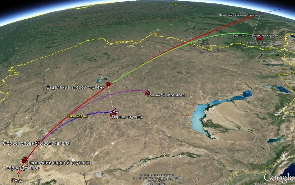 Космические туннели и железо на голову или зачем нам космодром «Восточный» - 9
