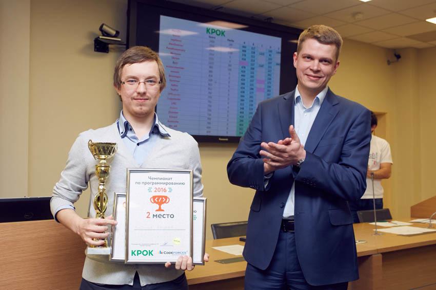 Результаты большого чемпионата по программированию — 2016 на 5 тысяч человек - 8