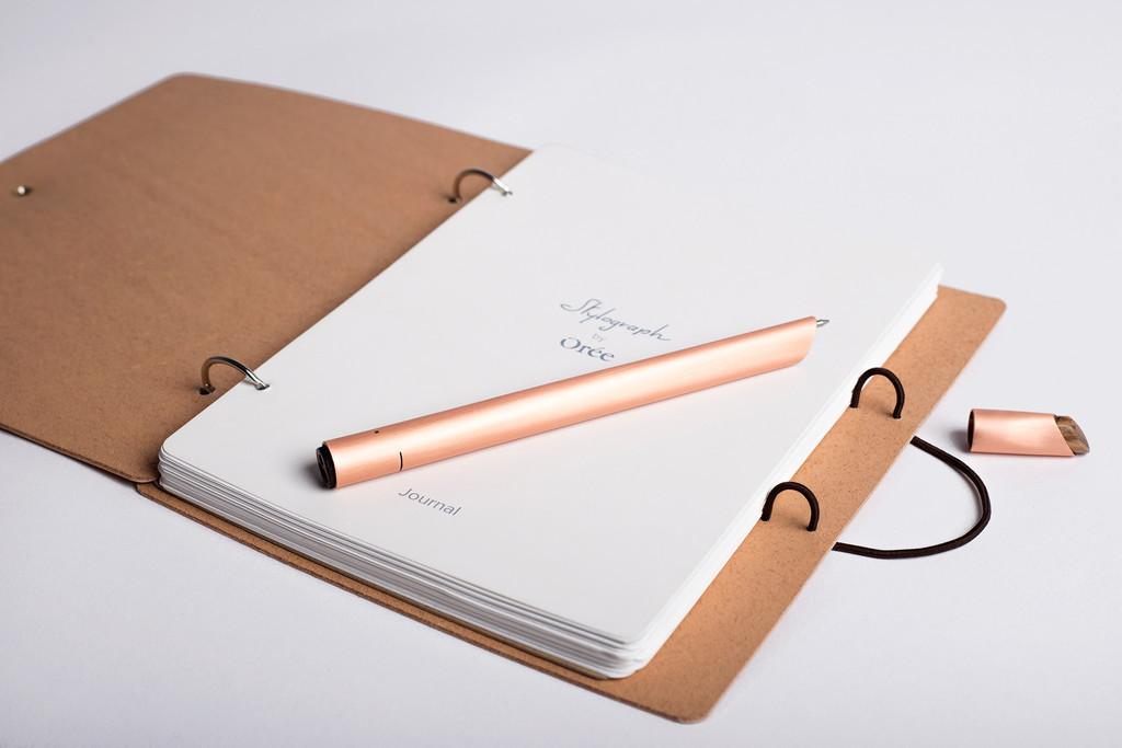 Умная шариковая ручка Oree Stylograph доступна по цене $300