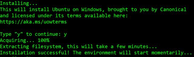 В международный день пингвина медитативное видео и рассказ про Ubuntu и Bash в Windows 10 от Скотта Хансельмана - 4