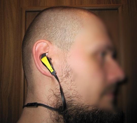 Bluetooth стереогарнитура от Даджет - 4