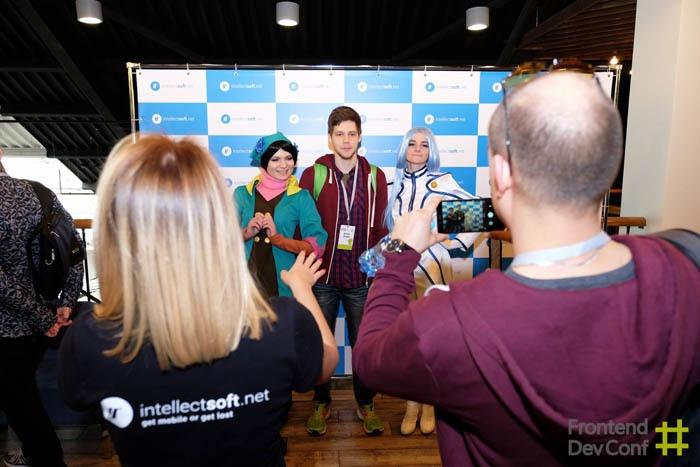 Frontend Dev Conf 2016: герои, события и сюрпризы конференции - 10