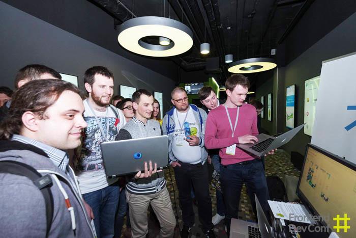 Frontend Dev Conf 2016: герои, события и сюрпризы конференции - 13
