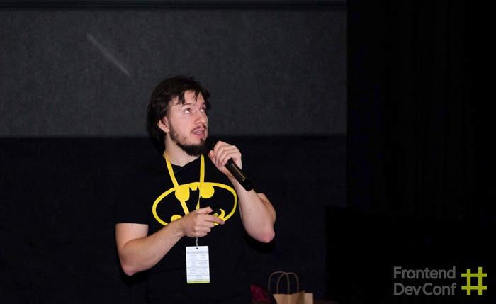 Frontend Dev Conf 2016: герои, события и сюрпризы конференции - 6
