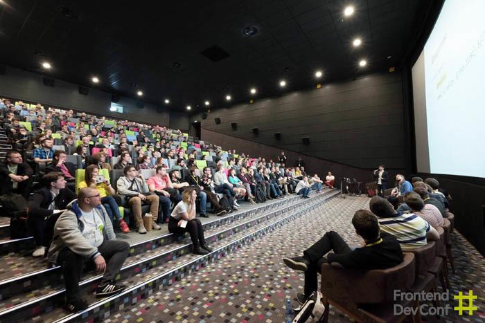 Frontend Dev Conf 2016: герои, события и сюрпризы конференции - 9