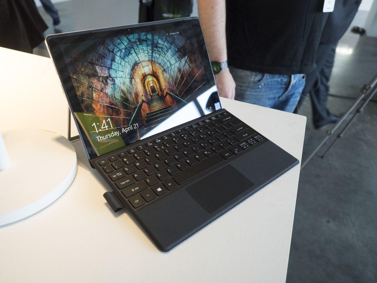 Next@Acer: Самый мощный игровой ноутбук с воздушным охлаждением, велокомпьютер, Chromebook для работы и другие новинки - 13