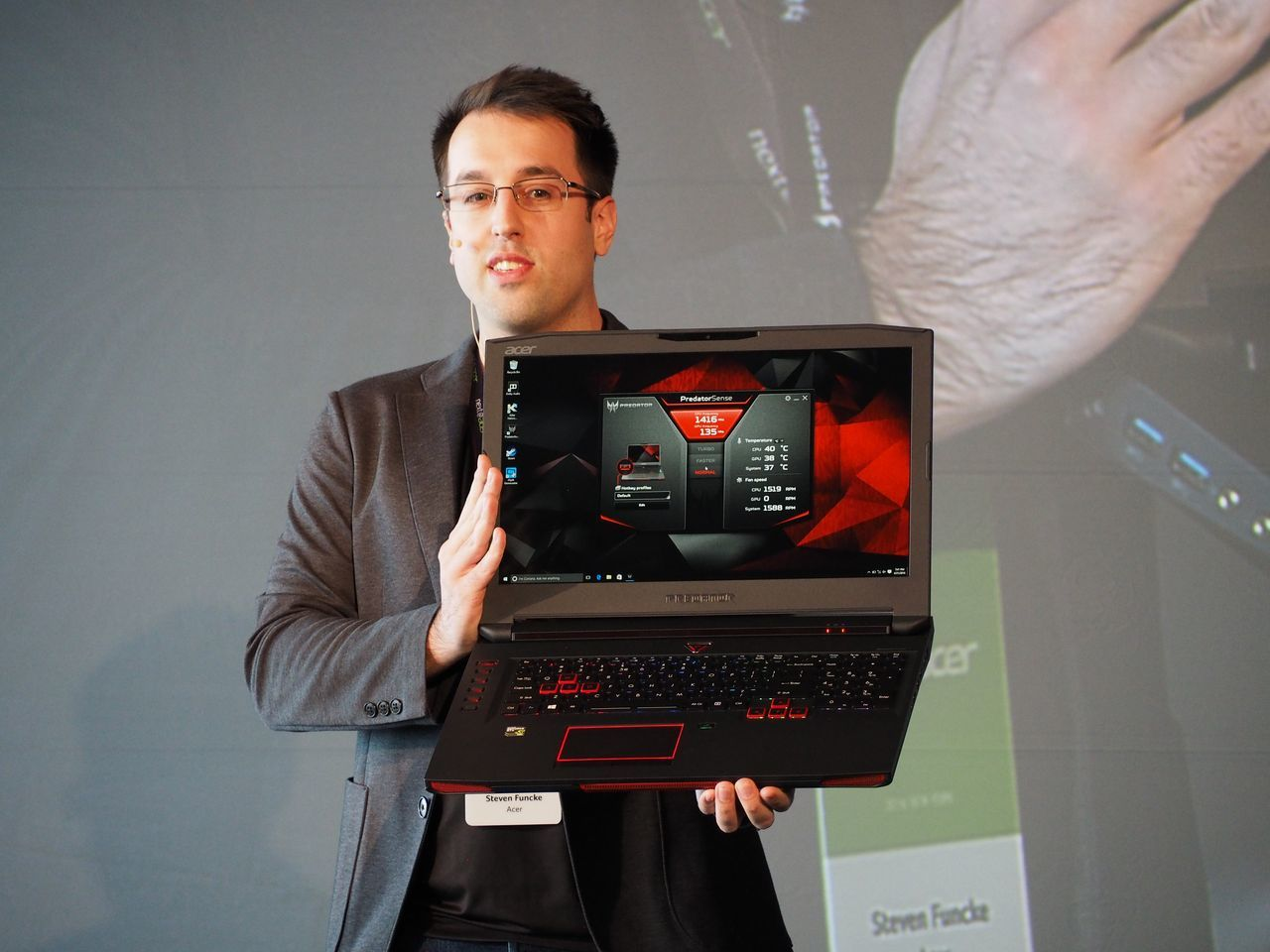 Next@Acer: Самый мощный игровой ноутбук с воздушным охлаждением, велокомпьютер, Chromebook для работы и другие новинки - 15