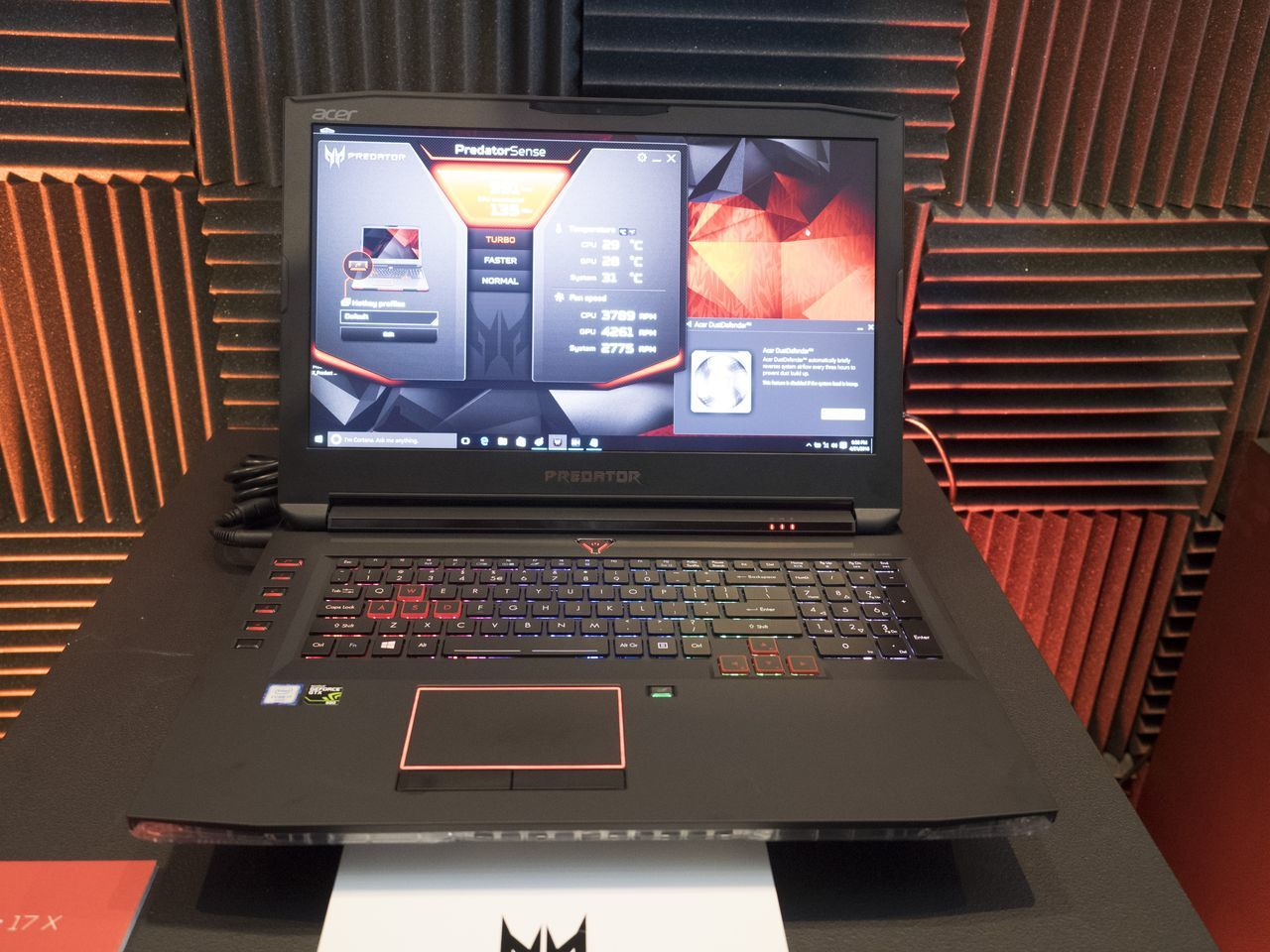 Next@Acer: Самый мощный игровой ноутбук с воздушным охлаждением, велокомпьютер, Chromebook для работы и другие новинки - 18