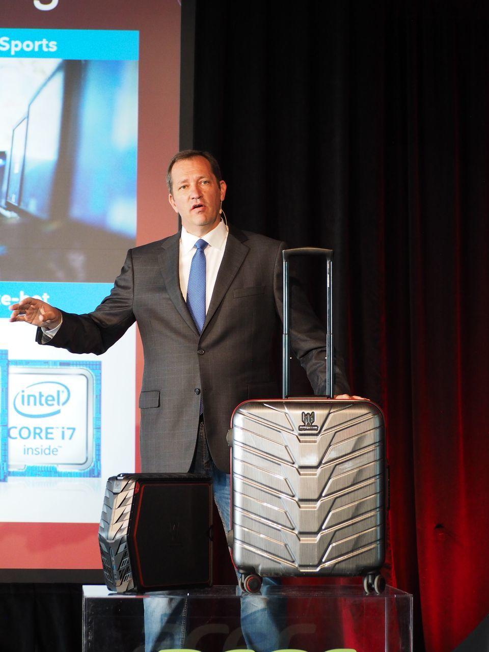 Next@Acer: Самый мощный игровой ноутбук с воздушным охлаждением, велокомпьютер, Chromebook для работы и другие новинки - 19