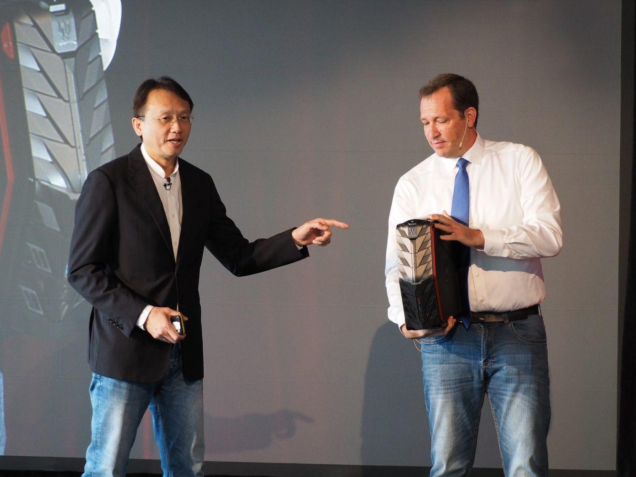 Next@Acer: Самый мощный игровой ноутбук с воздушным охлаждением, велокомпьютер, Chromebook для работы и другие новинки - 20