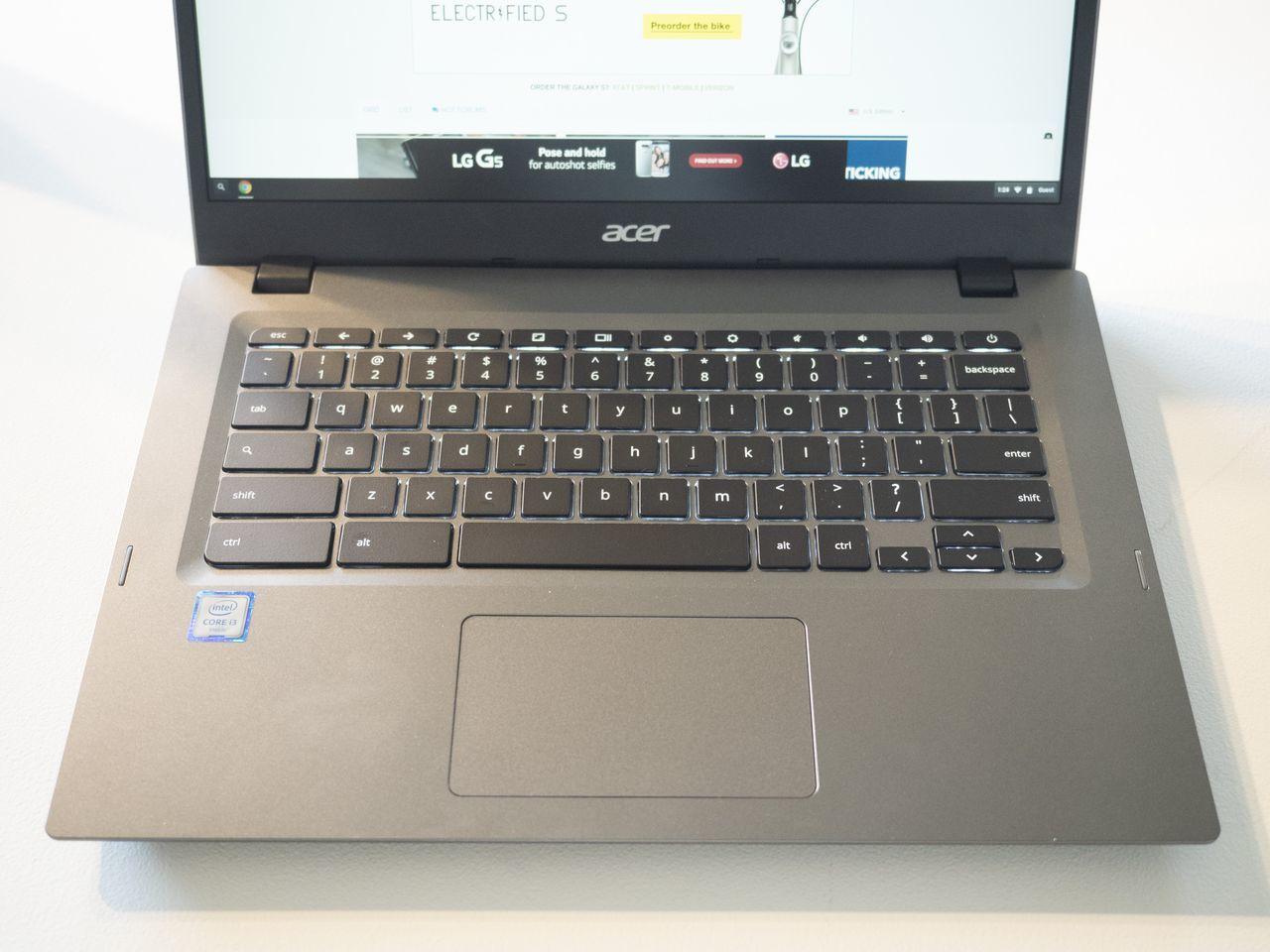 Next@Acer: Самый мощный игровой ноутбук с воздушным охлаждением, велокомпьютер, Chromebook для работы и другие новинки - 27