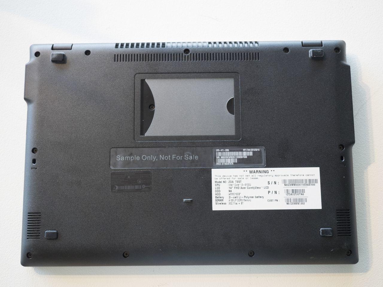 Next@Acer: Самый мощный игровой ноутбук с воздушным охлаждением, велокомпьютер, Chromebook для работы и другие новинки - 30