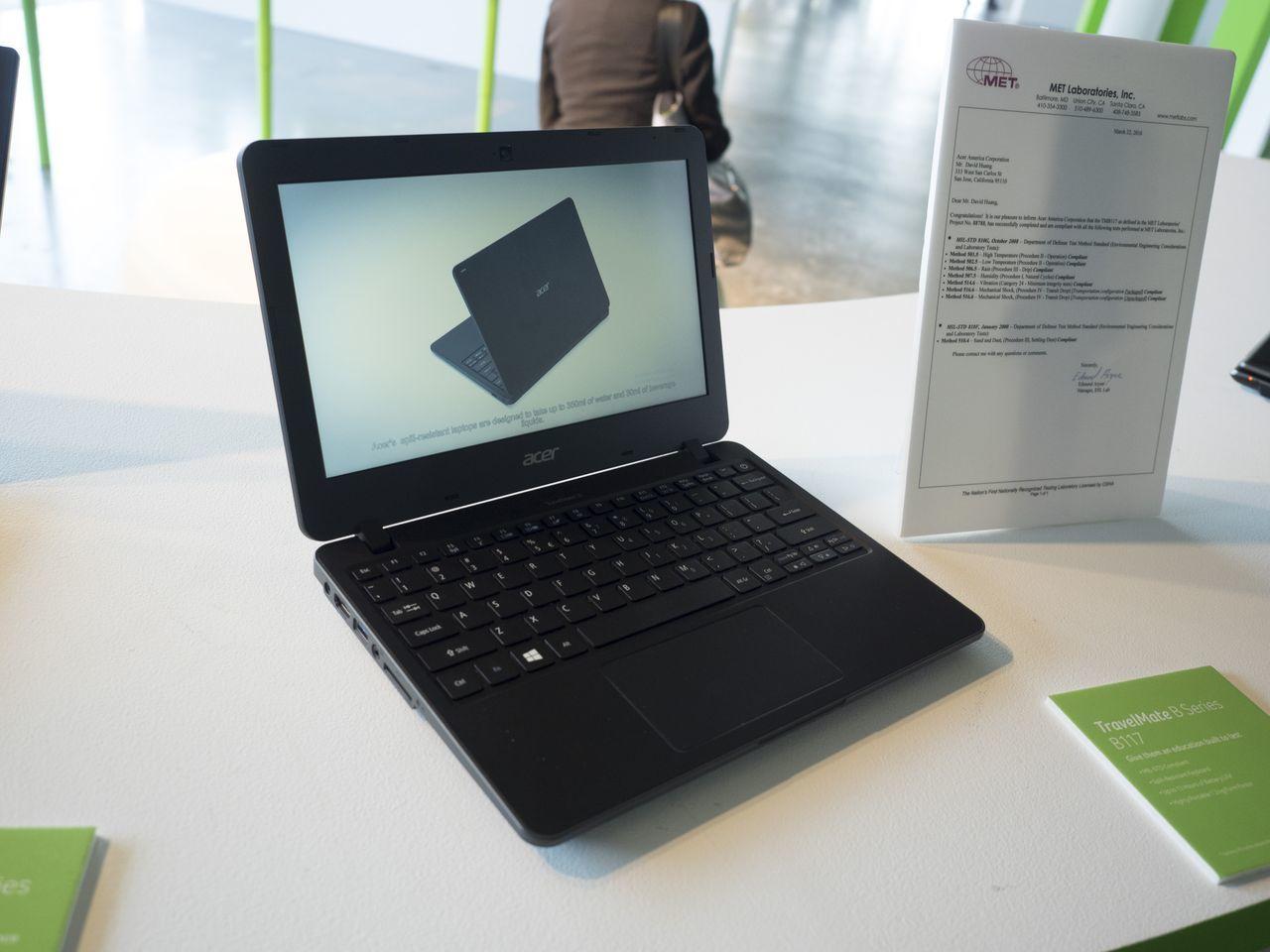 Next@Acer: Самый мощный игровой ноутбук с воздушным охлаждением, велокомпьютер, Chromebook для работы и другие новинки - 40