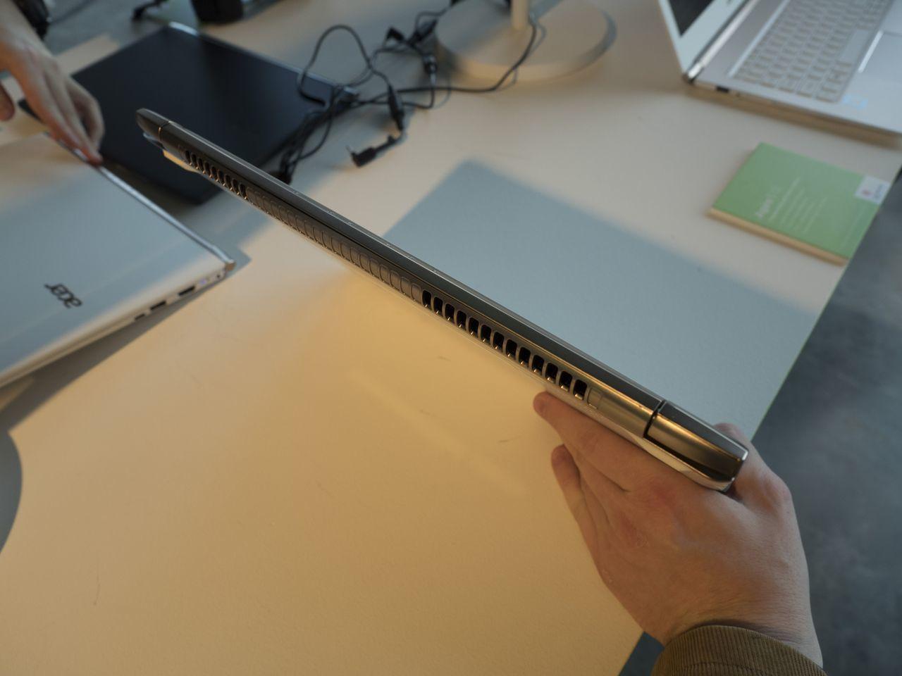 Next@Acer: Самый мощный игровой ноутбук с воздушным охлаждением, велокомпьютер, Chromebook для работы и другие новинки - 46