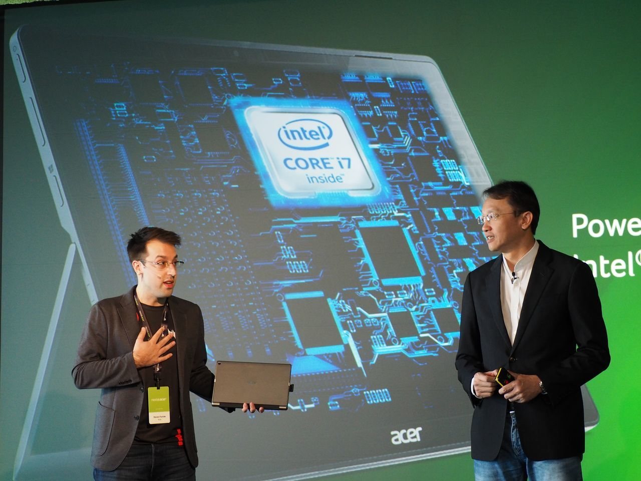 Next@Acer: Самый мощный игровой ноутбук с воздушным охлаждением, велокомпьютер, Chromebook для работы и другие новинки - 1