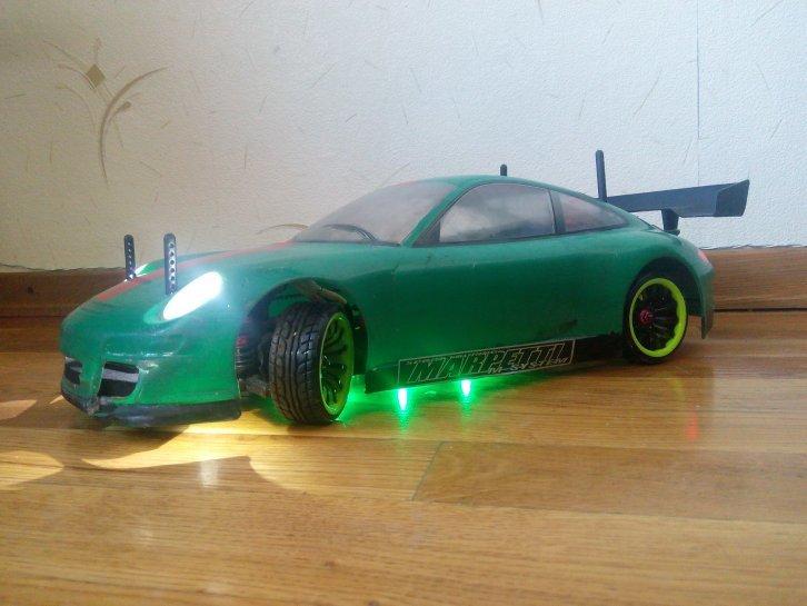 Бюджетный свет для RC-модели - 6