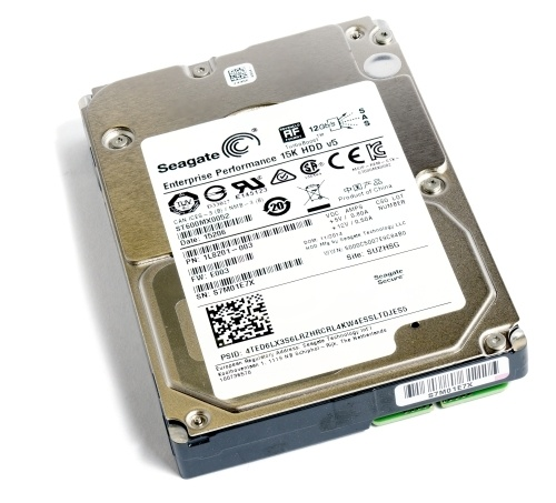Гибридные диски для серверов - 2